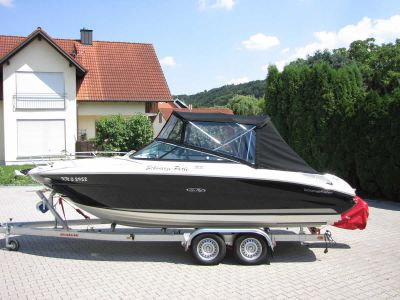 Originales Verdeck Sea Ray 210 Sun Sport