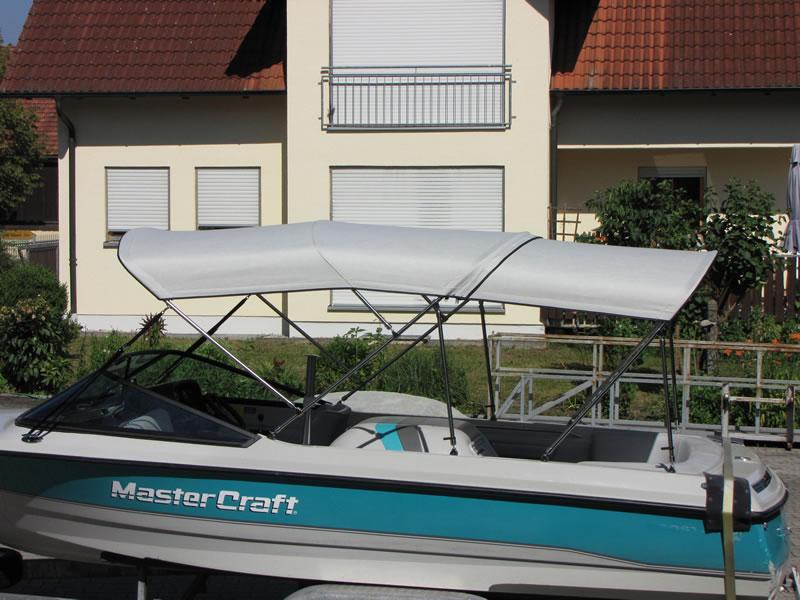 Bimini MasterCraft Prostar 190 Sonnenverdeck 04