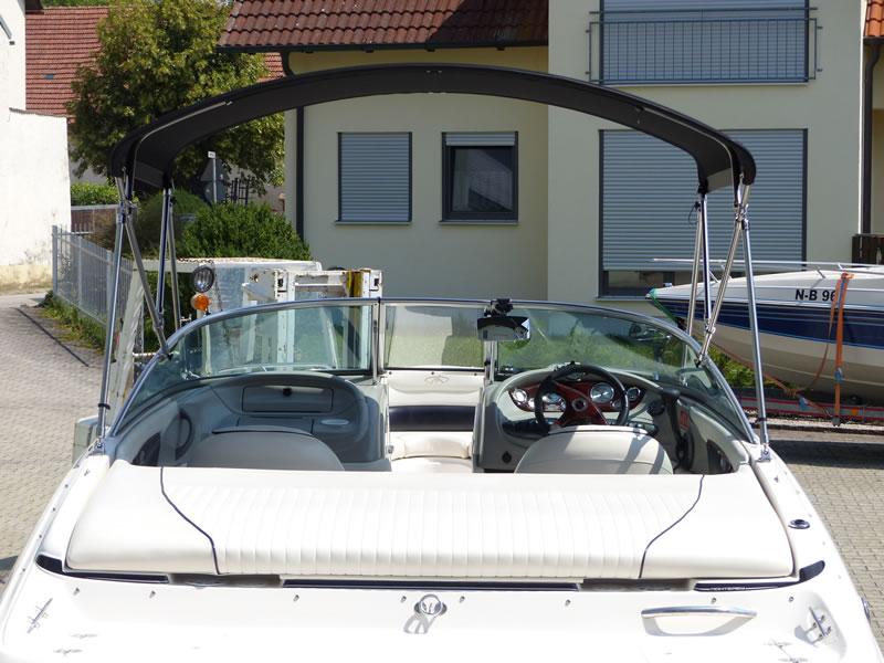 Bimini Monterey 190 LS Montura Sonnenverdeck 18