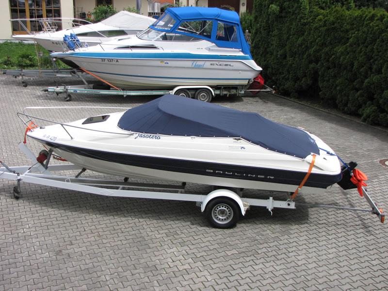 Persenning Bayliner 2052 Capri LS Bootspersenning 01