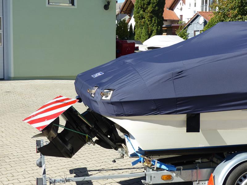 Persenning Bayliner 602 Ganzpersenning 07