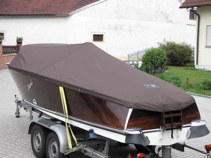 Persenning Boesch 580 Acapulco de Luxe Bootspersenning 06