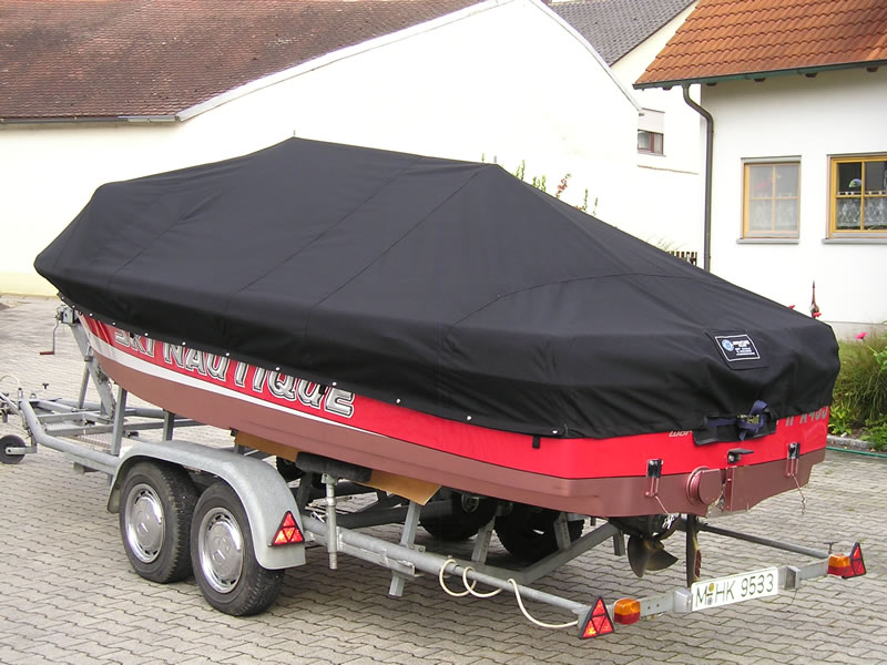 Persenning Correct Craft Ski Nautique Bootspersenning 05