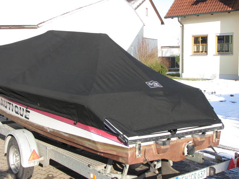 Persenning Correct Craft Ski Nautique Bootspersenning 10