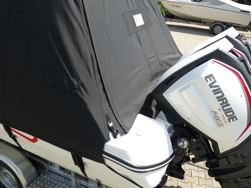 Persenning Nordkapp Enduro 760 Sport Ganzpersenning 10