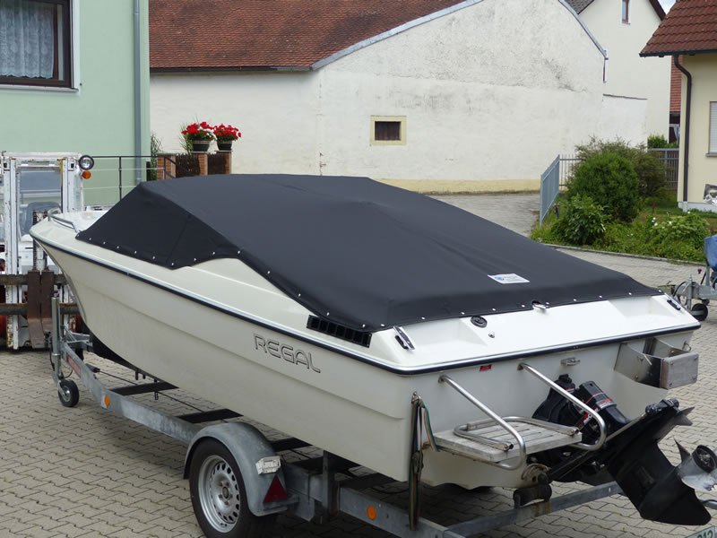 Persenning Regal 185 XL Bootspersenning 06