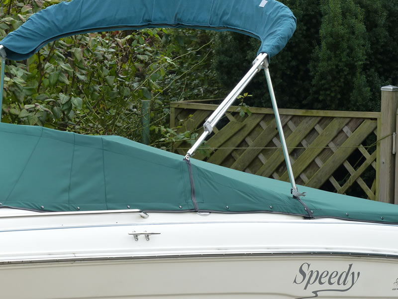 Persenning Sea Ray 210 Signature Bootspersenning 07