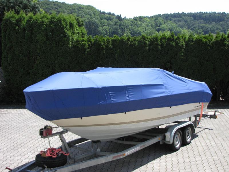 Persenning Sea Ray 220 OV Bootspersenning 03