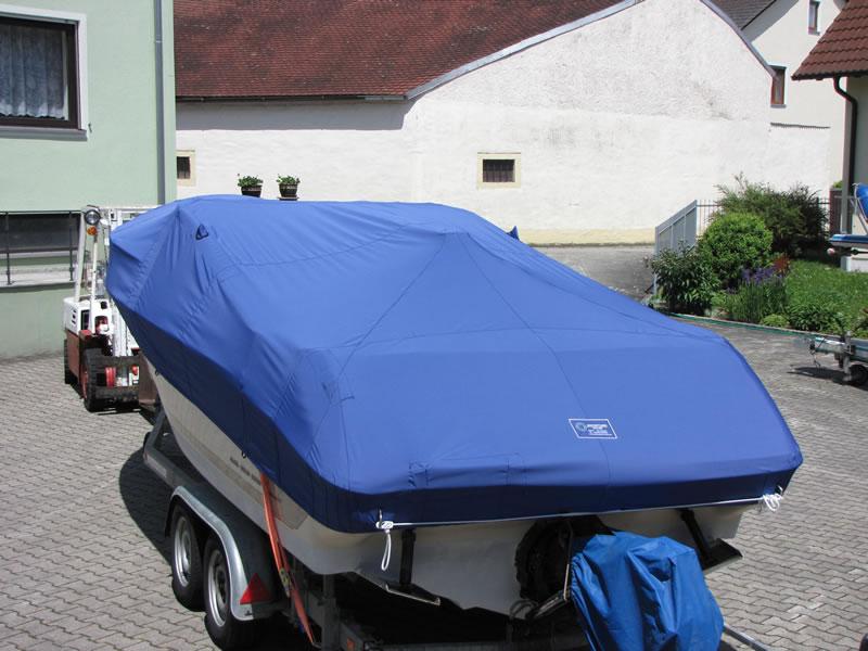 Persenning Sea Ray 220 OV Bootspersenning 06