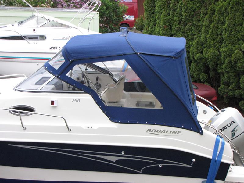 Verdeck Aqualine 750 Persenning  03
