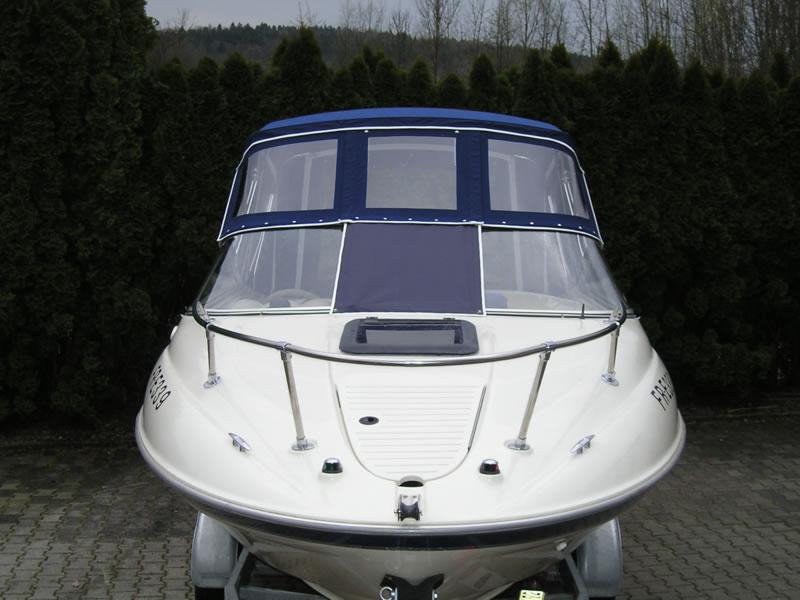 Verdeck Bayliner 192LX Persenning 03