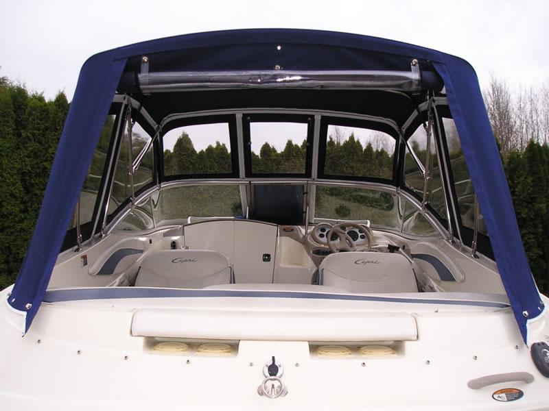 Verdeck Bayliner 192LX Persenning 08