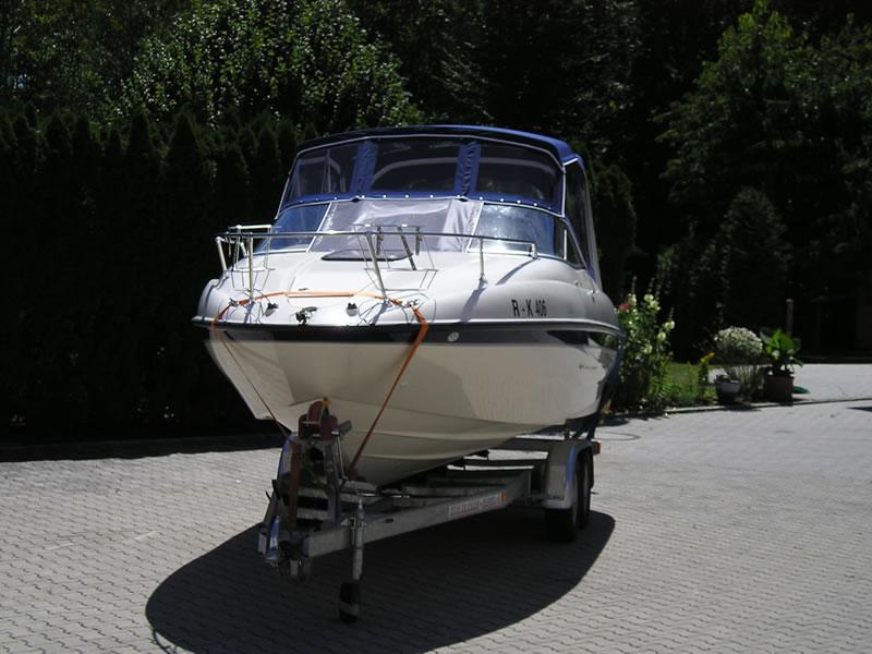 Verdeck Bayliner 2051 Persenning 01