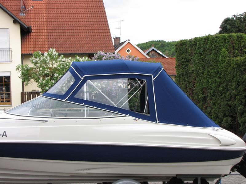 Verdeck Bayliner 2052 Persenning 04