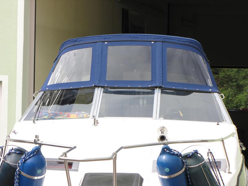 Verdeck Bayliner 2255 Persenning 11