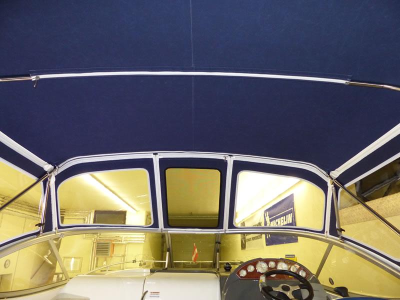 Verdeck Bayliner 265 Persenning 22