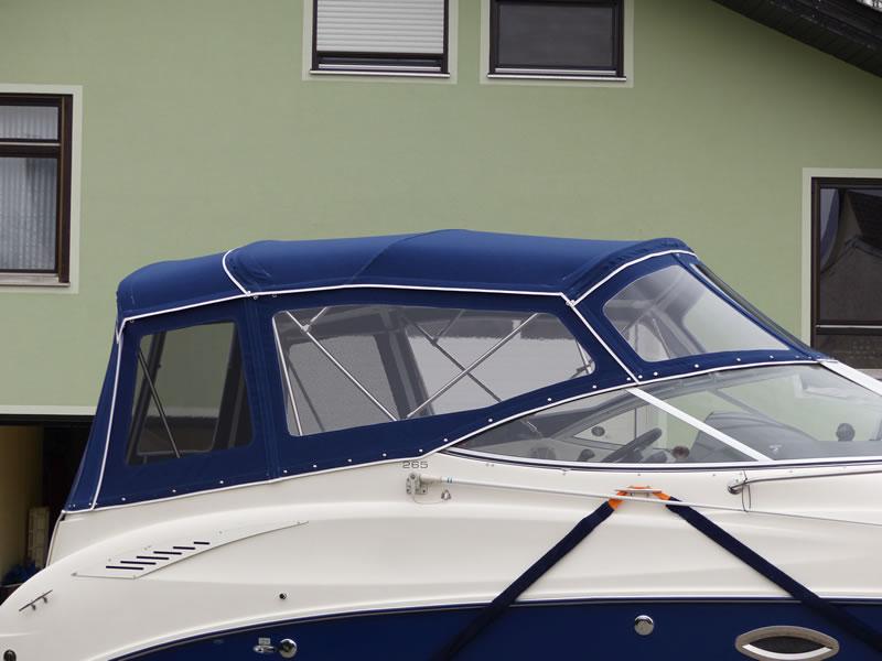 Verdeck Bayliner 265 Persenning 26