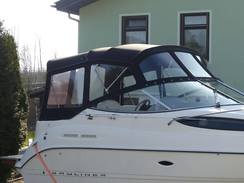 Verdeck Bayliner 265 Originalgestänge 12