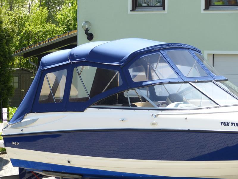Verdeck Bayliner 652 Cuddy Bootsverdeck Persenning 13