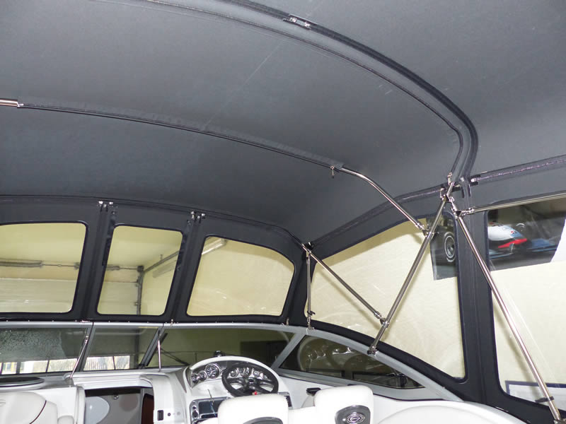 Verdeck Crownline 250 CR Bootsverdeck Persenning 24