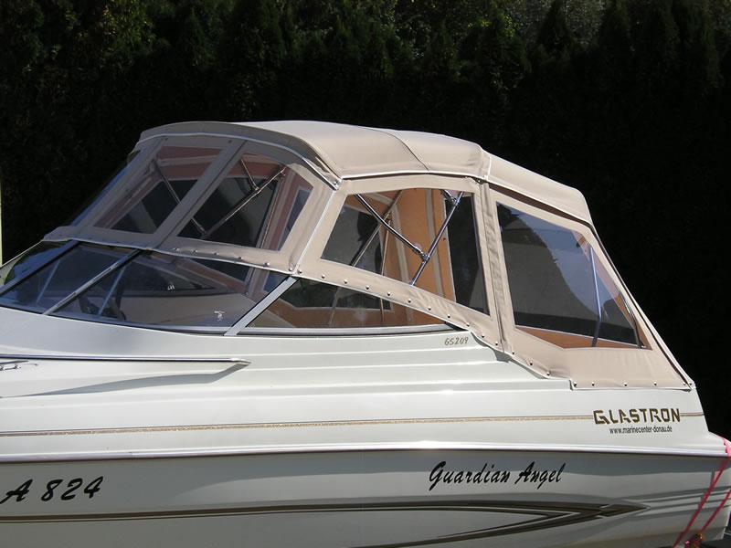 Verdeck Glastron GS 209 Persenning 03