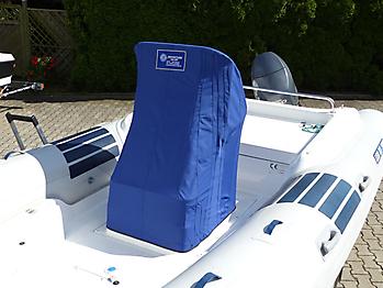 Persenning Nautica LED GS 590 Steuerstandabdeckung 01