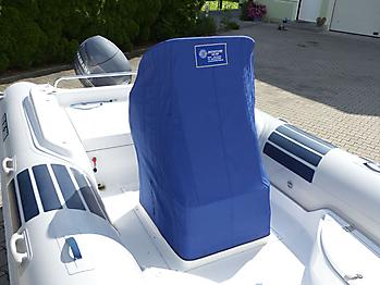 Persenning Nautica LED GS 590 Steuerstandabdeckung 02