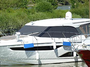 Sonnenschutz Bavaria R40 Boot Bootsfenster 02