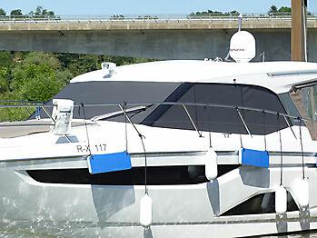 Sonnenschutz Bavaria R40 Boot Bootsfenster 03