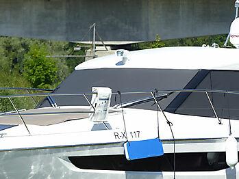 Sonnenschutz Bavaria R40 Boot Bootsfenster 04