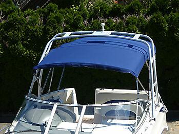 Bimini Top Bayliner 265 Sonnenverdeck 20