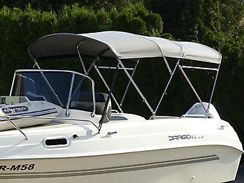 Bimini Drago 610 SD Sonnenverdeck 06