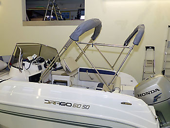 Bimini Drago 610 SD Sonnenverdeck 14