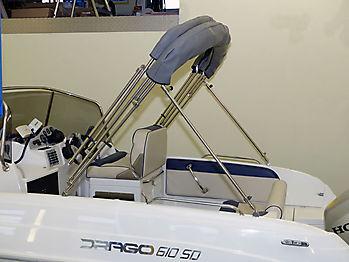 Bimini Drago 610 SD Sonnenverdeck 16
