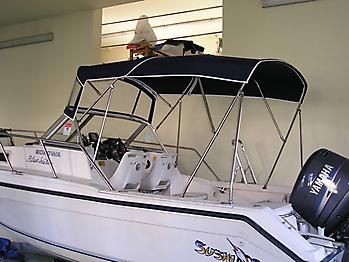 Bimini Key West 2020 WA Sonnenverdeck 01