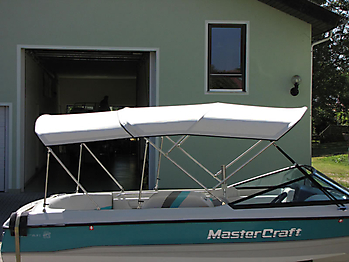 Bimini MasterCraft Prostar 190 Sonnenverdeck 11