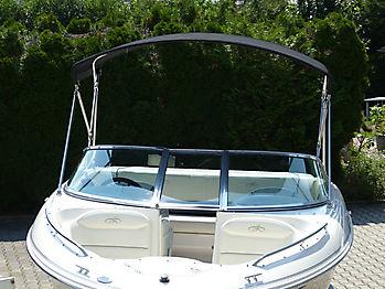 Bimini Monterey 190 LS Montura Sonnenverdeck 10
