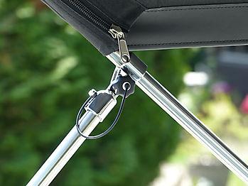 Bimini Monterey 190 LS Montura Sonnenverdeck 21