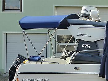 Bimini Parker 750 CC Sonnenverdeck 05