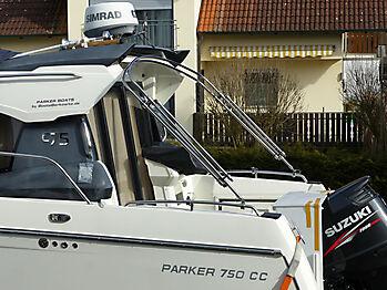 Bimini Parker 750 CC Sonnenverdeck 10