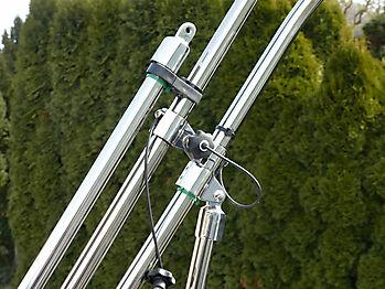 Bimini Parker 750 CC Sonnenverdeck 11
