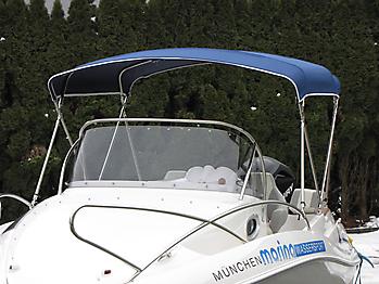 Bimini Quicksilver 555 WA Sonnenverdeck 07
