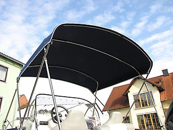 Bimini Quicksilver 555 WA Sonnenverdeck 08