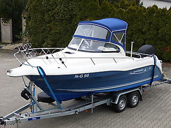 Sprayhood Quicksilver 630 commander Bimini 05