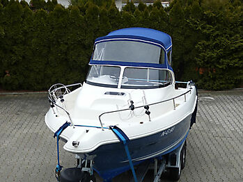 Sprayhood Quicksilver 630 commander Bimini 07
