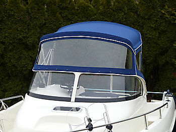 Sprayhood Quicksilver 630 commander Bimini 08