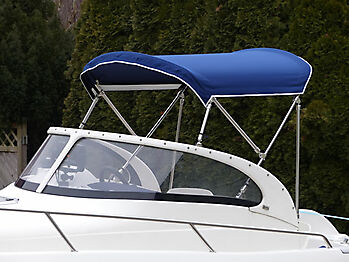 Sprayhood Quicksilver 630 commander Bimini 15
