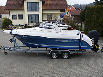Sprayhood Quicksilver 630 commander Bimini 16