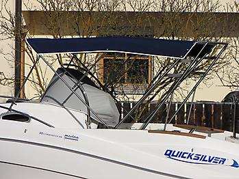 Bimini Quicksilver 635 Commander WA Sonnenverdeck  05