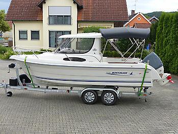 Bimini Quicksilver 635 Pilothouse Biminitop Sonnenschutz  03